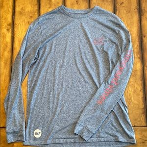 Vineyard Vines Long Sleeve Performance T-Shirt